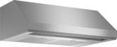 30-inch Low-Profile Wall Hood, 600 CFM