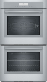 30 inch Masterpiece® Series Double Wall Oven MED302WS