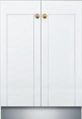 24-Inch Custom Panel Emerald® 6 Programs and 5 Options DWHD650WPR