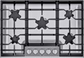 SGSP305TS Table de cuisson au gaz de 30 po à brûleur surélevé StarMD de la série MasterpieceMD