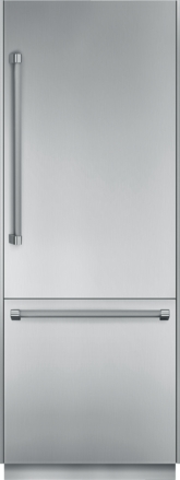 30 inch Built-In Bottom-Freezer Model T30BB820SS