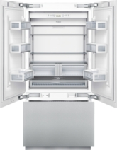 36 inch Built-In French Door Bottom-Freezer T36IT800NP