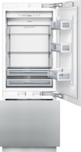 30 inch Built-In Bottom-Freezer T30IB800SP