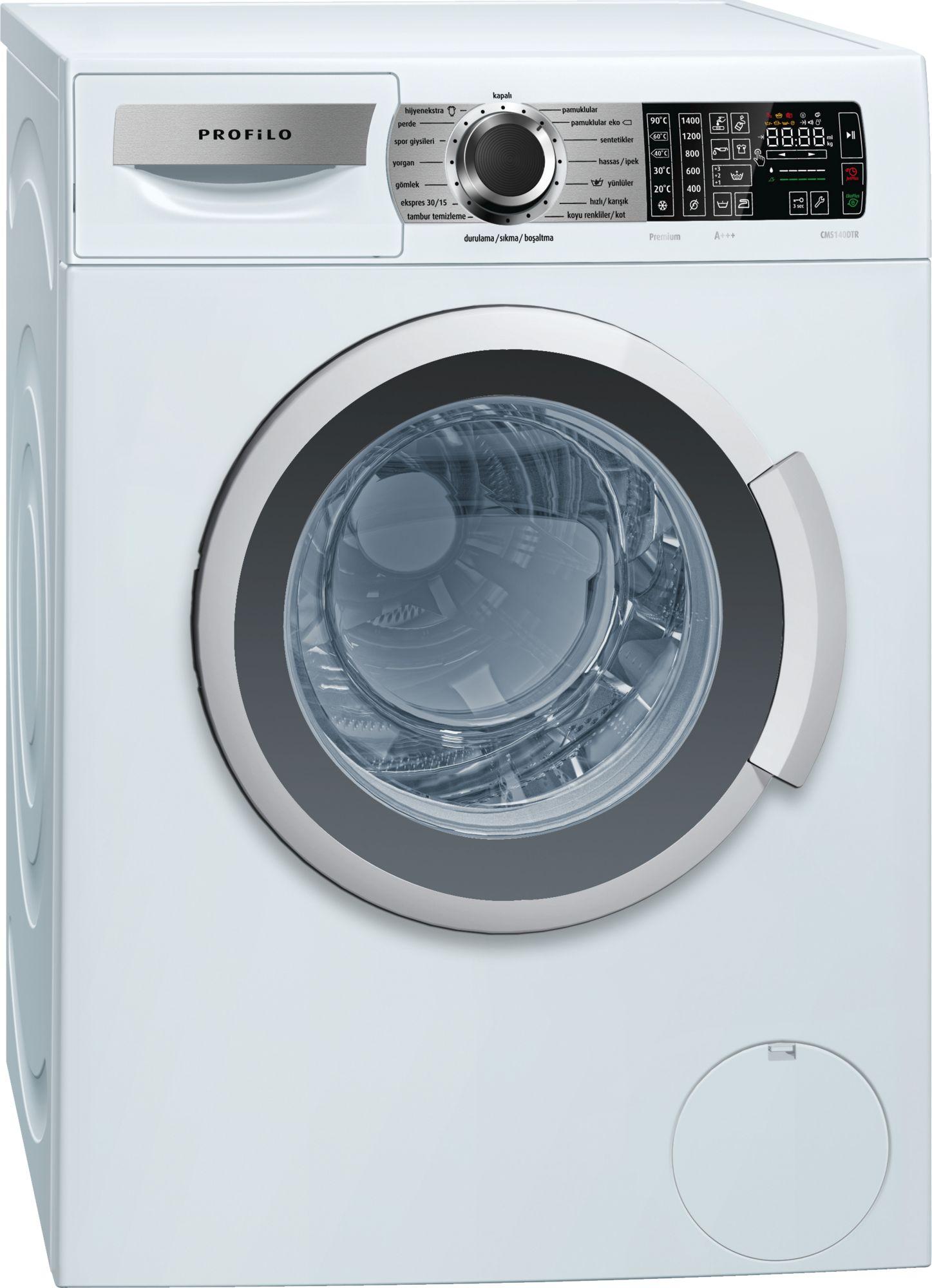 Profilo CMS140DTR A+++ 1400 Devir 9 kg Çamaşır Makinası