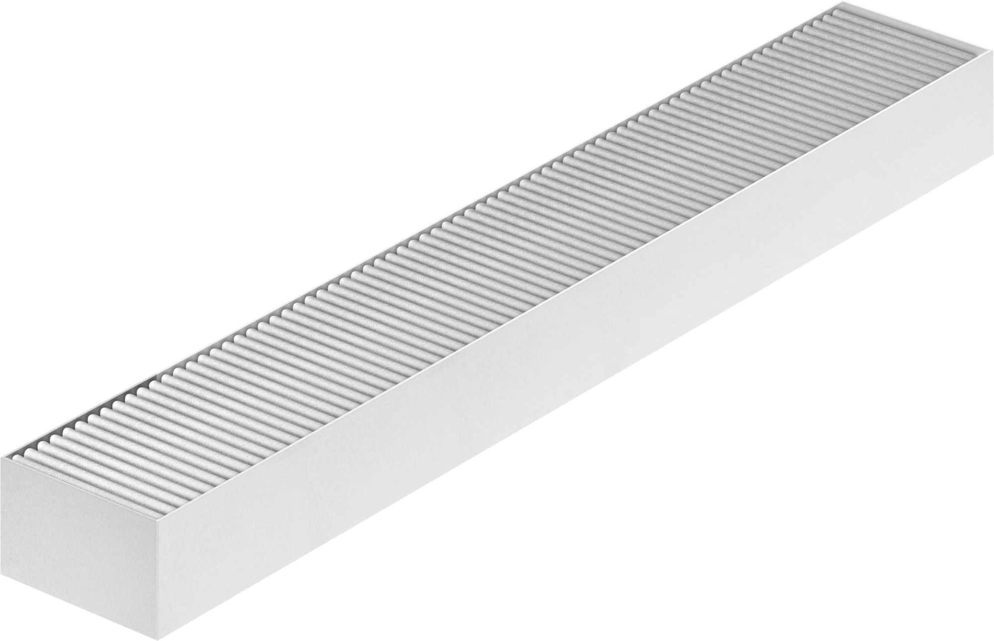 Toebehoren Actieve koolstoffilter voor cleanAir starterset decoratieve afvoergroep compact