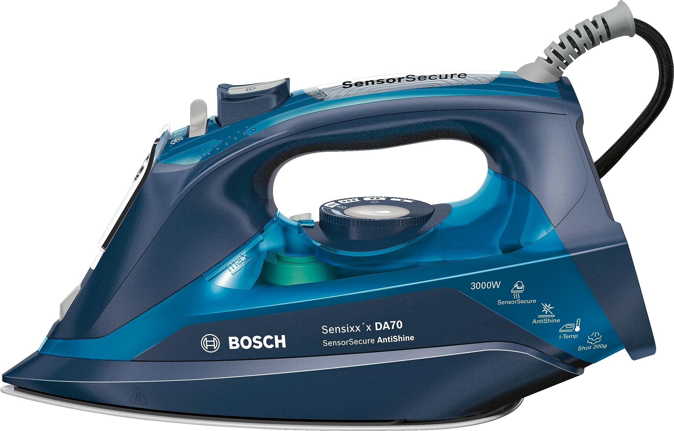 Bosch parni likalnik TDA703021A