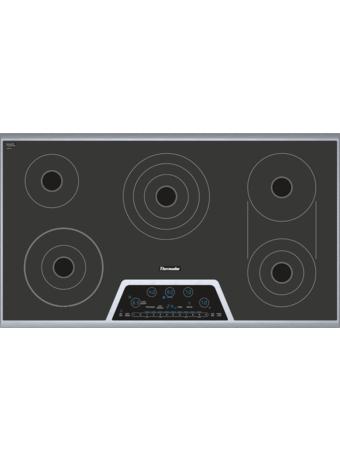 Table de cuisson électrique de Masterpiece® 36 po CET366NS