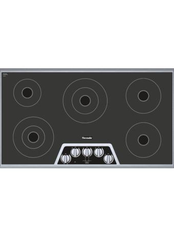 Table de cuisson électrique de Masterpiece® 36 po CEM365NS