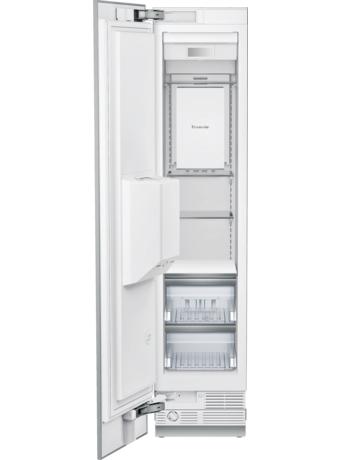 Colonne de congélation de 18 po encastrable avec distributeur de glaçons et d'eau, ouverture à gauche T18ID900LP