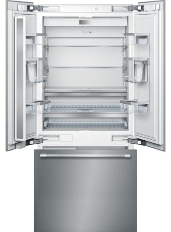 Réfrigérateur encastrable de 36 po à portes françaises avec congélateur inférieur T36IT900NP