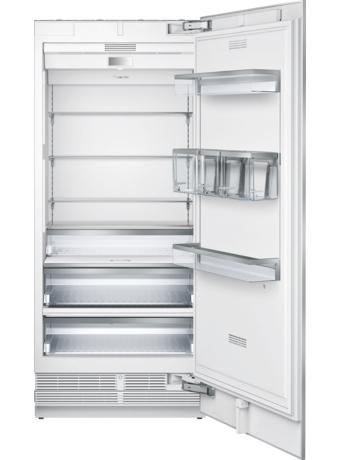 Colonne pour aliments frais de 36 po encastrable T36IR900SP