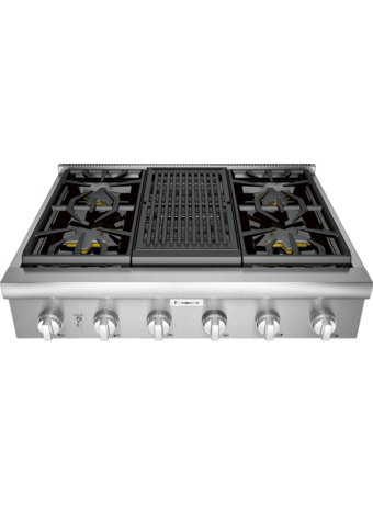 36 inch Professional Series Rangetop PCG364WL
