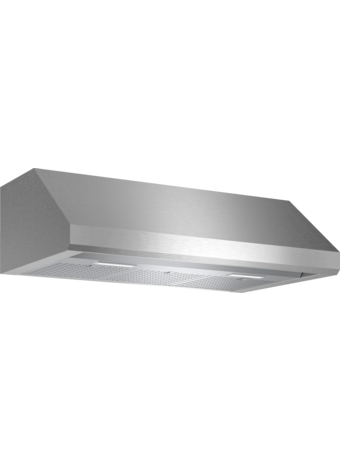 36-inch Low-Profile Wall Hood, 600 CFM