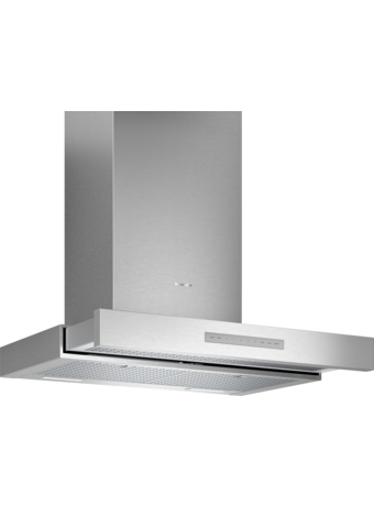 HDDB30WS 30-inch Masterpiece® Drawer Chimney Wall Hood, 600 CFM