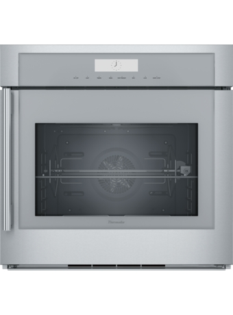 30 inch Masterpiece® Series Single Built-In Oven, Right Side Swing Door MED301RWS