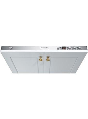DWHD64EF Lave-vaisselle Acier inox à 6 cycles Offert également avec poignée Professional ou entièrement intégré