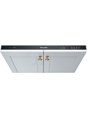 DWHD44EF 4-program Stainless steel dishwasher