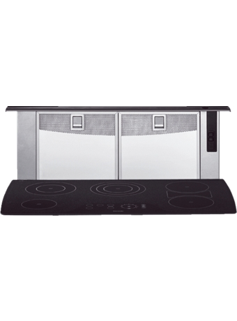 Masterpiece Series Ventilation Cook 'N' Vent Downdraft CVS236CS