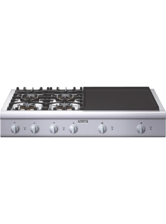 Professional Series 48 inch Cooktop PCD484EE
