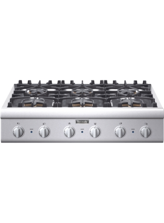 Professional Series 36 inch Cooktop PCG366E