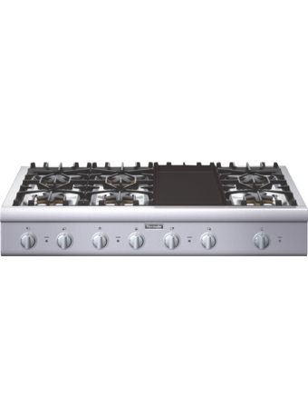 Professional Series 48 inch Cooktop PCG486ED