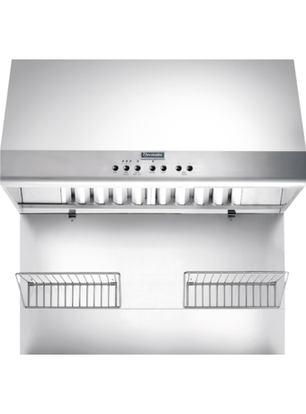Professional Series Ventilation Stainless Wall Hood PH48CS