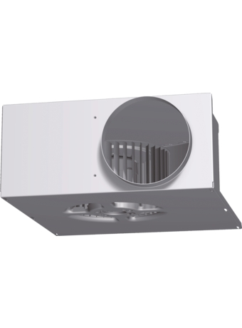 600 CFM Integral Downdraft Blower