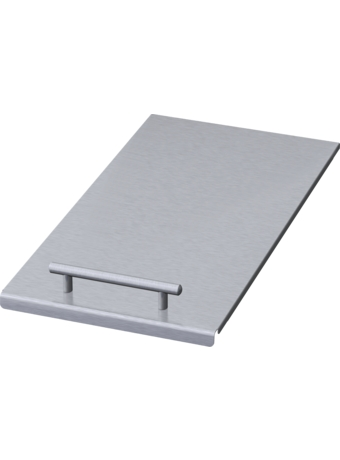 "12"" Professional Griddle Cover Accessory"