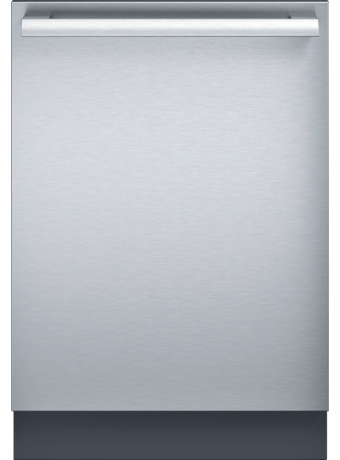 DWHD410HFM 24 inch Quartz 4 Wash Cycle Stainless Steel Dishwasher with Masterpiece Handle