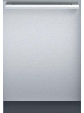 DWHD410HFM Lave-vaisselle Quartz de 24 po en acier inoxydable à 4 cycles avec poignée Masterpiece