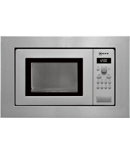 microwave oven stainless steel h53w60n3gb neff. Black Bedroom Furniture Sets. Home Design Ideas
