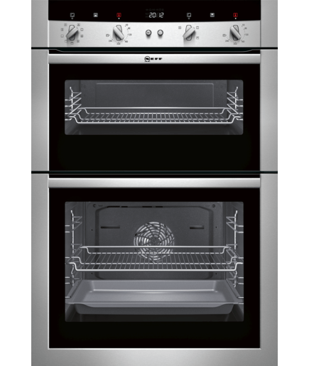 double oven stainless steel u15m52n3gb neff rh neff home com neff u15m52n3gb installation instructions Socket Wiring Diagram