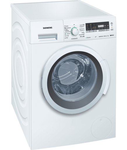 automatic washing machine iq500 wm12q460gc siemens