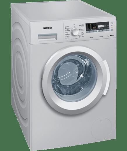front loading automatic washing machine iq500 wm12q46sme siemens