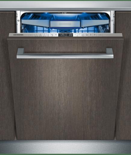 speedmatic gro raum geschirrsp ler 60 cm vollintegrierbar iq700 sx66v097eu siemens. Black Bedroom Furniture Sets. Home Design Ideas