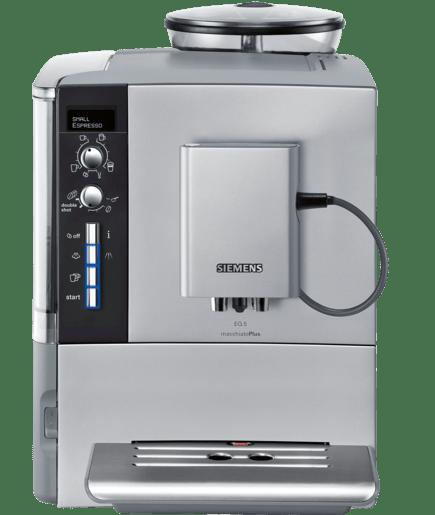 eq 5 macchiatoplus kaffeevollautomat te515501de siemens. Black Bedroom Furniture Sets. Home Design Ideas