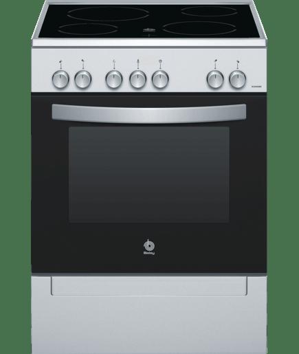 Cocina el ctrica acero inoxidable 3cvx463bs balay - Cocina electrica media markt ...