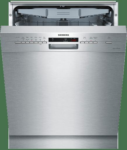 stainless steel finish built under 60 cm dishwasher iq500
