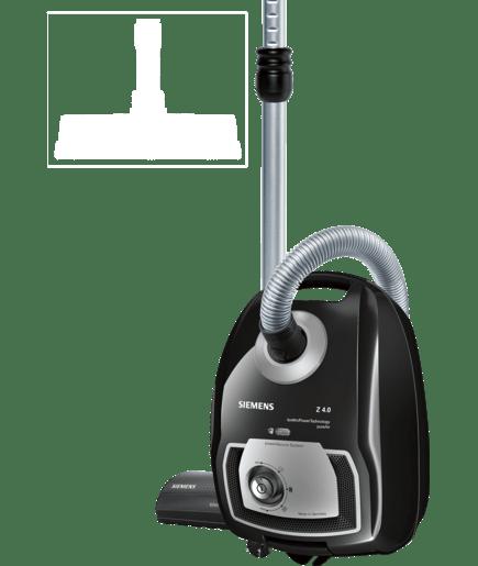 Aspirateur Poignée 35 mm Plié Pour Bosch Siemens vsz4g223ch//01 z4.0