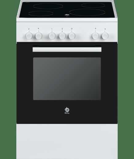 Cocina el ctrica blanca 3cvb463bq balay - Cocina electrica media markt ...