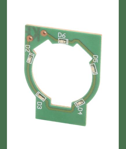 Bsh Beleuchtung | Modul Platine Fuer Die Beleuchtung Des Knopfs 00618598