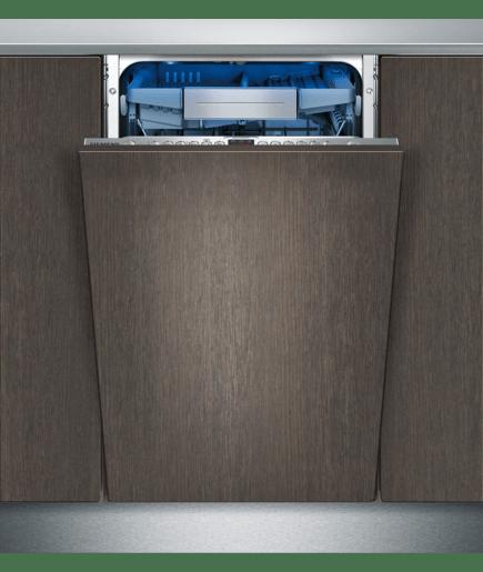 speedmatic45 geschirrsp ler 45 cm vollintegrierbar mit varioscharnier und openassist iq500. Black Bedroom Furniture Sets. Home Design Ideas