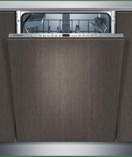speedmatic gro raum geschirrsp ler 60 cm vollintegrierbar und openassist iq500 sx66p156eu. Black Bedroom Furniture Sets. Home Design Ideas