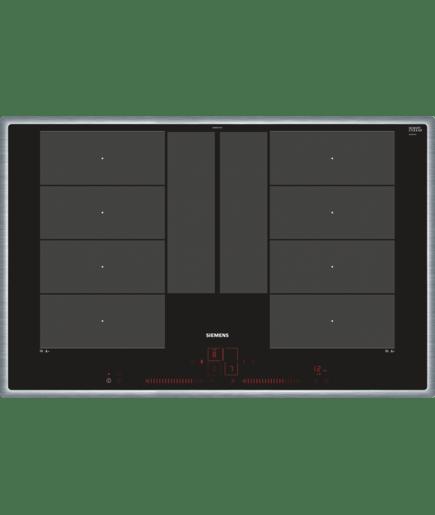 80 cm induktions kochfeld autark glaskeramik iq700 ex845lyc1e siemens. Black Bedroom Furniture Sets. Home Design Ideas