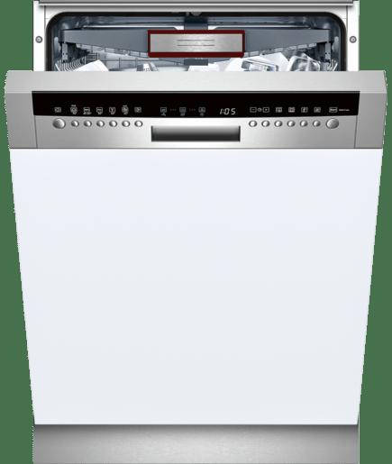 lave vaisselle 60 cm grande hauteur int grable tout inox s42p69n0eu neff. Black Bedroom Furniture Sets. Home Design Ideas