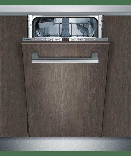 speedmatic45 geschirrsp ler 45 cm vollintegrierbar iq500 sr66t057eu siemens. Black Bedroom Furniture Sets. Home Design Ideas