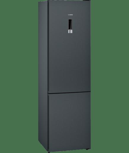 Frigo congelatore da libero posizionamento black inox anti for Lavastoviglie siemens istruzioni