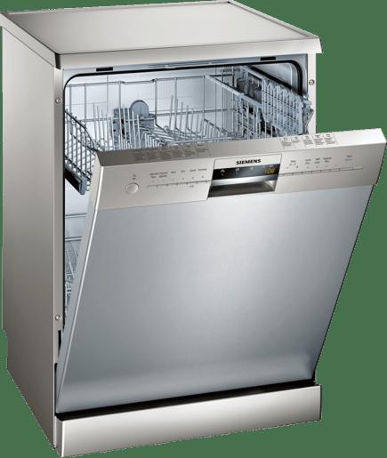60cm freestanding pre activated variospeed dishwasher iq500