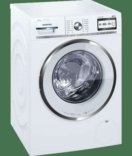 siemens wm6yh891 waschmaschine frontlader. Black Bedroom Furniture Sets. Home Design Ideas