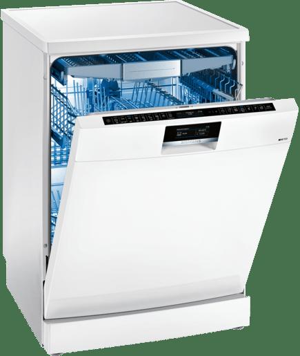 Speedmatic vaatwasser 60 cm ja vrijstaand wit iq700 for Medidas lavavajillas 60